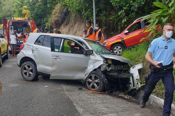 Accident voie publique Versaille