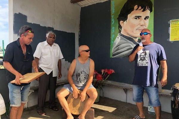 kabar pour babet tué à coups de couteau à Bras-Pistolet Sainte-Suzanne 211219