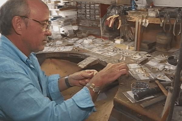 Frédéric Missir, un joaillier aux mains d'or