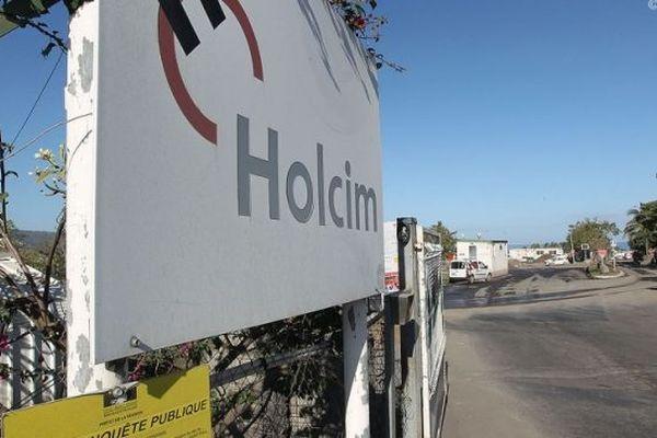 Holcim Réunion