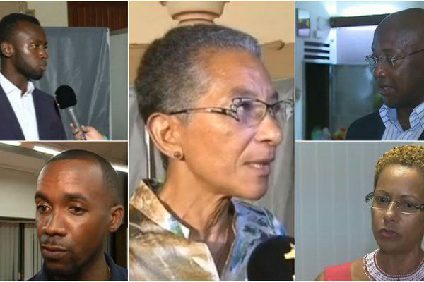 réactions politiques après le 1er tour des législatives en Guyane