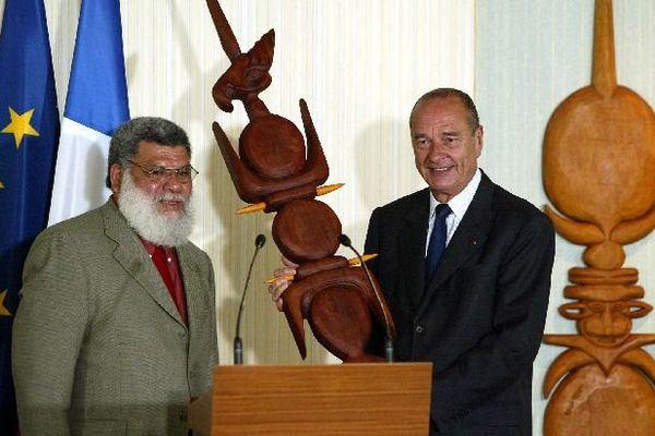 Nouvelle-Calédonie 2003