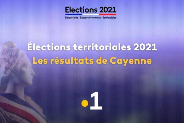 Résultats Cayenne