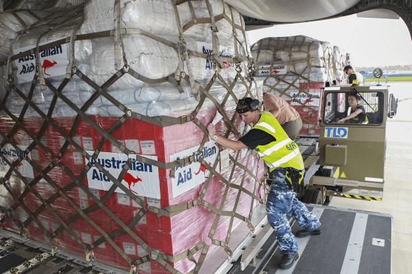 L'aide internationale arrive aux Tonga après le passage du cyclone Gita.
