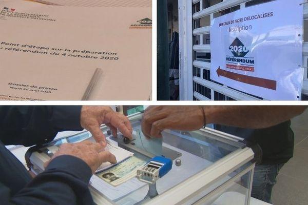Référendum mosaïque