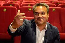 Didier Robert, candidat à sa réélection à la tête du Conseil Régional.