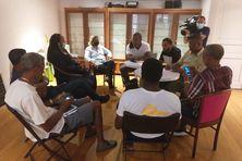 Les partis de la liste Guyane emmenée par Jean-Paul Fereira estiment que leurs colistiers ne sont pas assez bien placés sur la liste d'union.