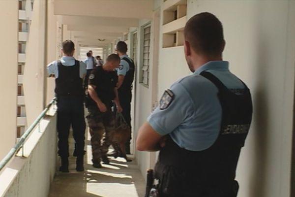Ozanam contrôle de gendarmerie 2