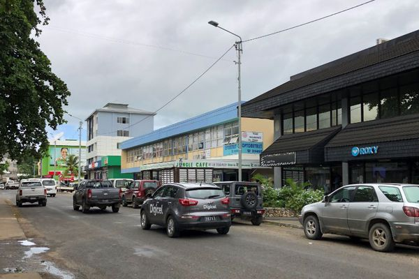 Rue de Port Vila