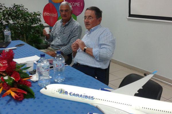 Jean-Paul Dubreuil en Martinique