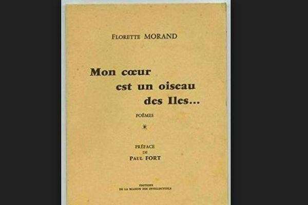 Poésie de Florette Morand
