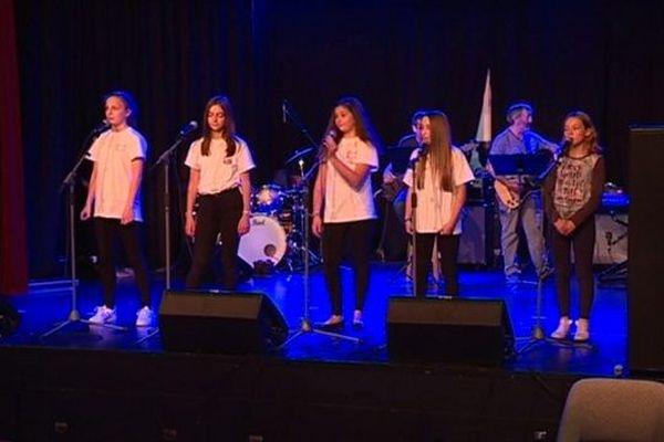 23 jeunes de Miquelon en représentation à Saint-Pierre