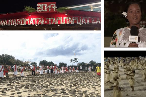 Festival Heiva i Raromata'i : un magazine de 52 minutes