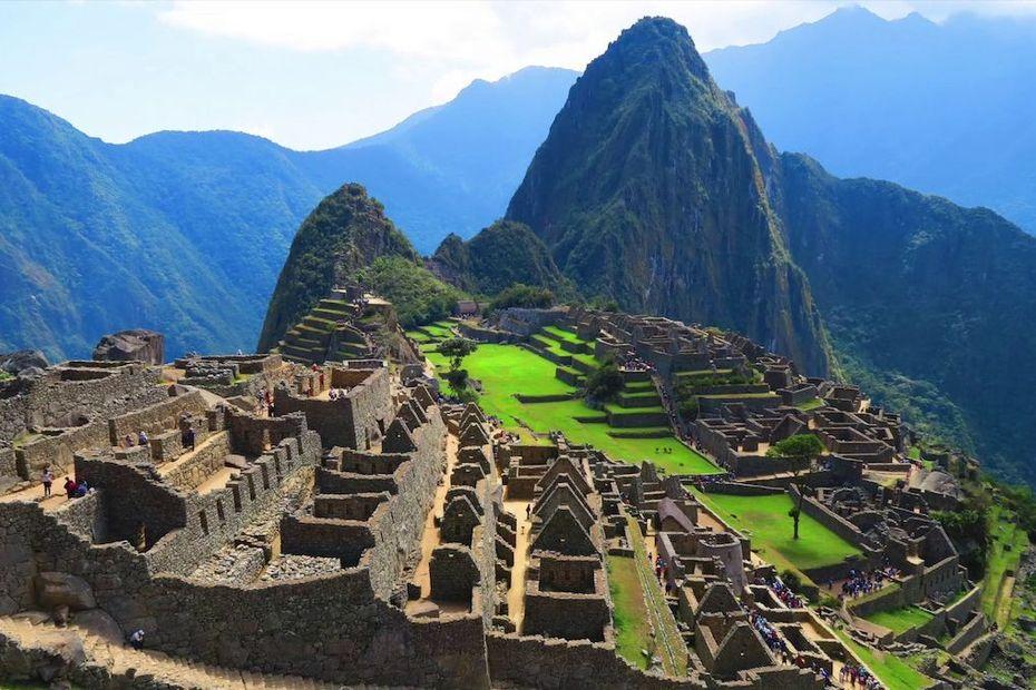 VIDEO. Il était une fois...le Machu Picchu - Nouvelle-Calédonie la 1ère