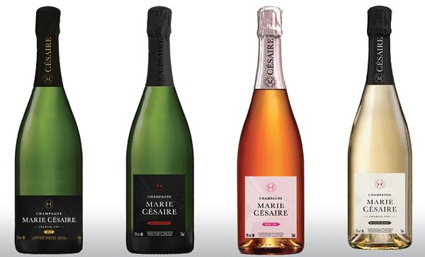 """""""Marie Césaire"""", le champagne à la Guadeloupéenne"""