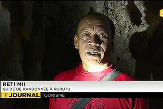 A la découverte des grottes de Rurutu