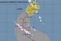 Dépression Cook : la Nouvelle-Calédonie en préalerte