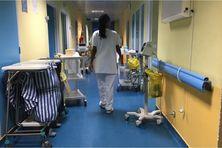 Couloir de l'hôpital public (image d'illustration).