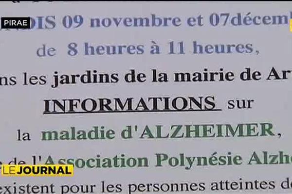 Polynésie Alzheimer recherche des bénévoles