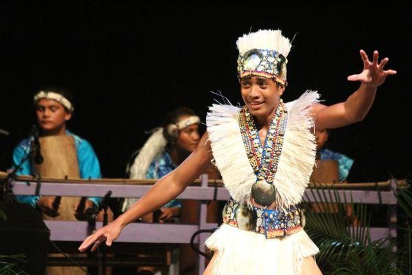 Prix du meilleur ori tane : Heiarii Hutia du collège de Bora Bora