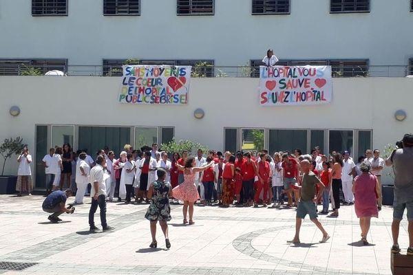 CHU Réunion : nouvelle mobilisation du personnel soignant