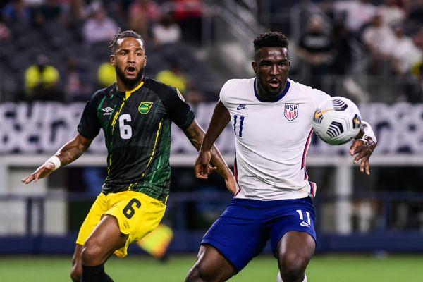 Gold Cup USA/Jamaïque