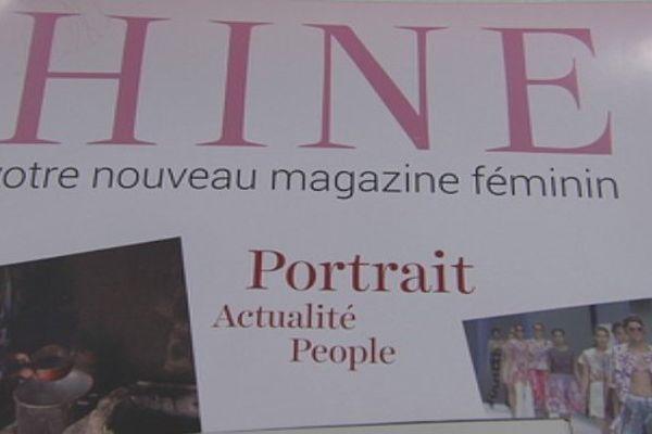 Hine, nouveau magazine féminin
