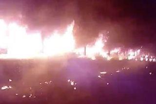 Serpentine en feu, 11 octobre 2018