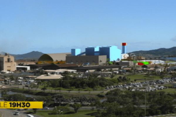 Le projet de centrale à charbon de la SLN a été suspendu
