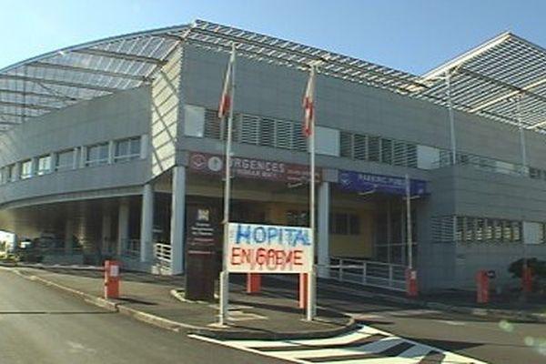 Hopital en grève