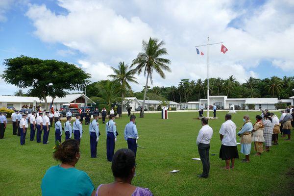 cérémonie du 08 mai