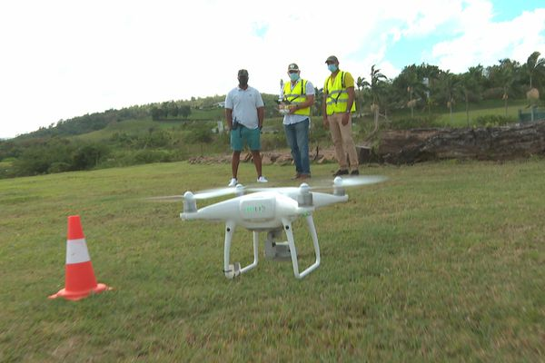 Guider un drone