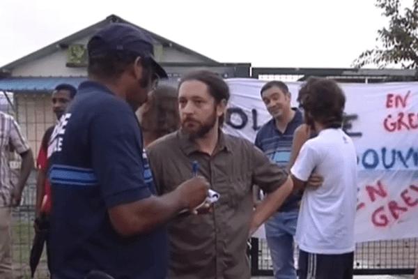 Violence au collège Bouyer d'Angoma