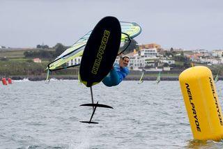 Benjamin Tillier : championnats du monde de RS:X convertible