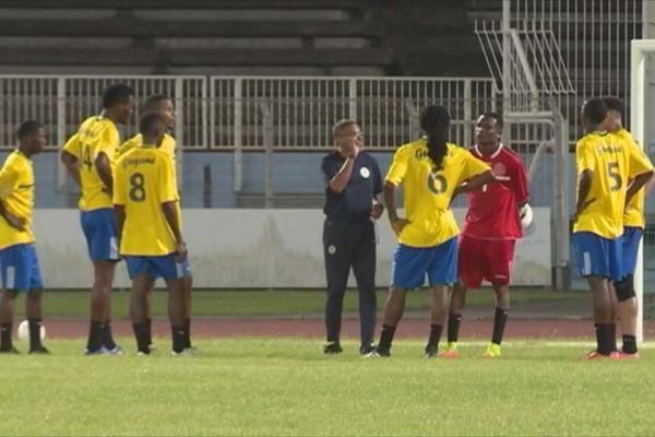 Football : la préparation des Yana Doko