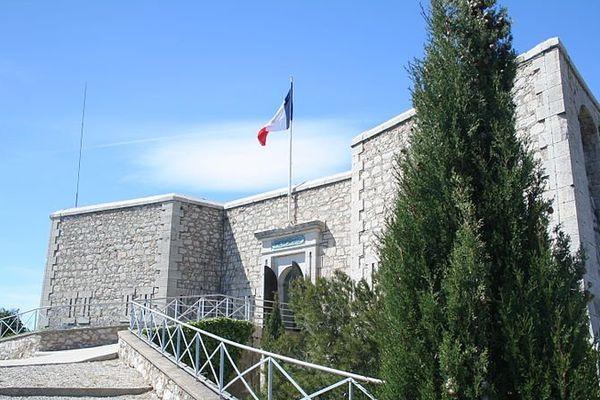Le mémorial du Mont-Faron à Toulon