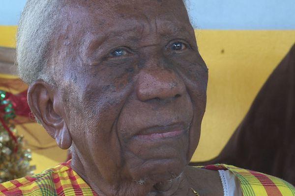 Brice Poléon, 96 ans