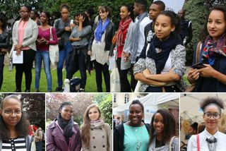 """""""Campus Outre-mer"""" : des centaines d'étudiants préparent leur rentrée dans les jardins du ministère"""