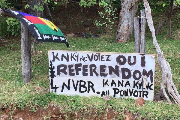 appel au vote oui à Yaté