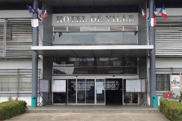 Mairie de Matoury