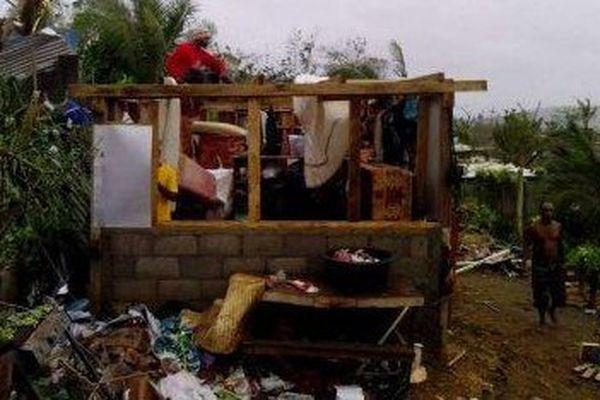 Le Vanuatu:un an après le passage du cyclone Pam