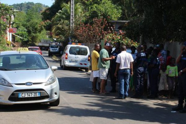Taxis clandestins