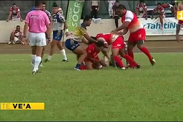 Tournoi de rugby à 7, spectacle assuré !
