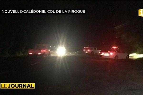Deux gendarmes blessés par balles en Nouvelle Calédonie