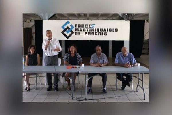 Parti Forces Martiniquaises de Progrès
