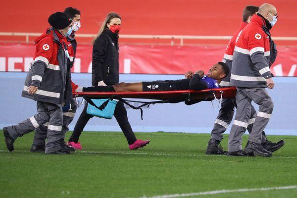 Jeff Reine-Adelaide blessé à un genou