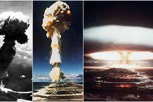 Essais nucléaires à Moruroa en 1966, 1970 et 1971