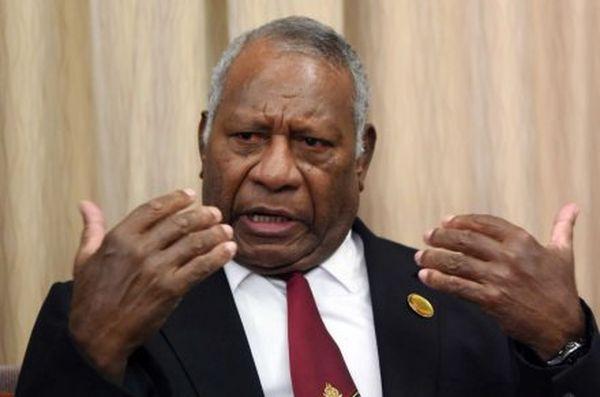 Baldwin Lonsdale : le président du Vanuatu