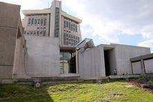 Le tribunal de Créteil (94).