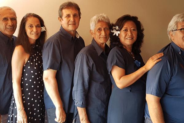 Le Te Nati Front National présente ses candidats aux legislatives